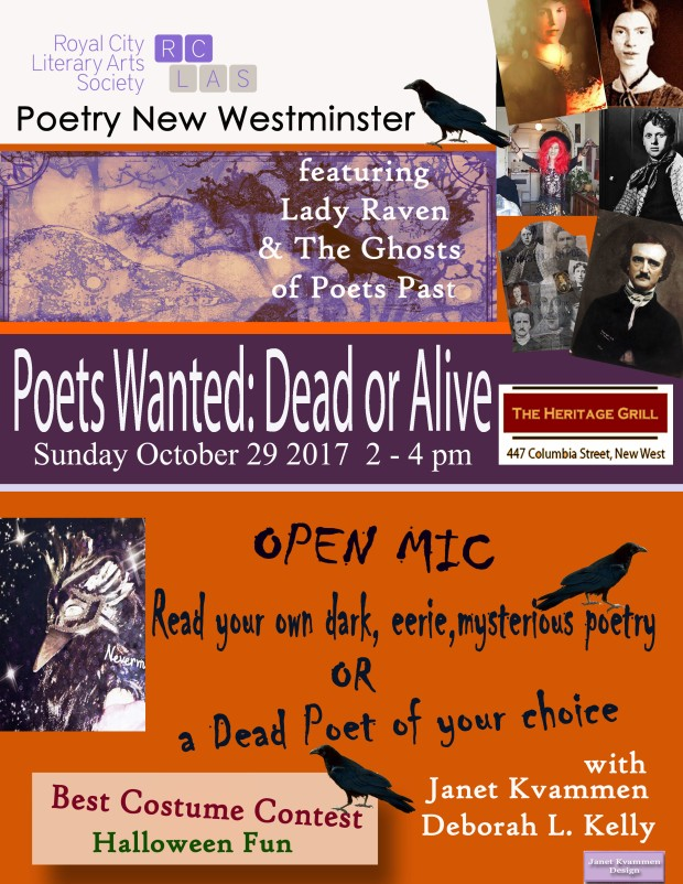 2017 Poets Wanted Dead or Alive