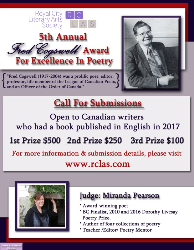 Fred_Cogwell_Award_Poster 2018