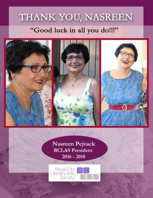 2Nasreen Pejvack Thank you