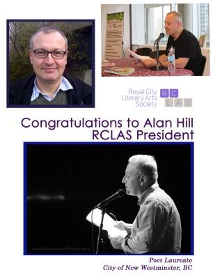 Alan New President Congrats