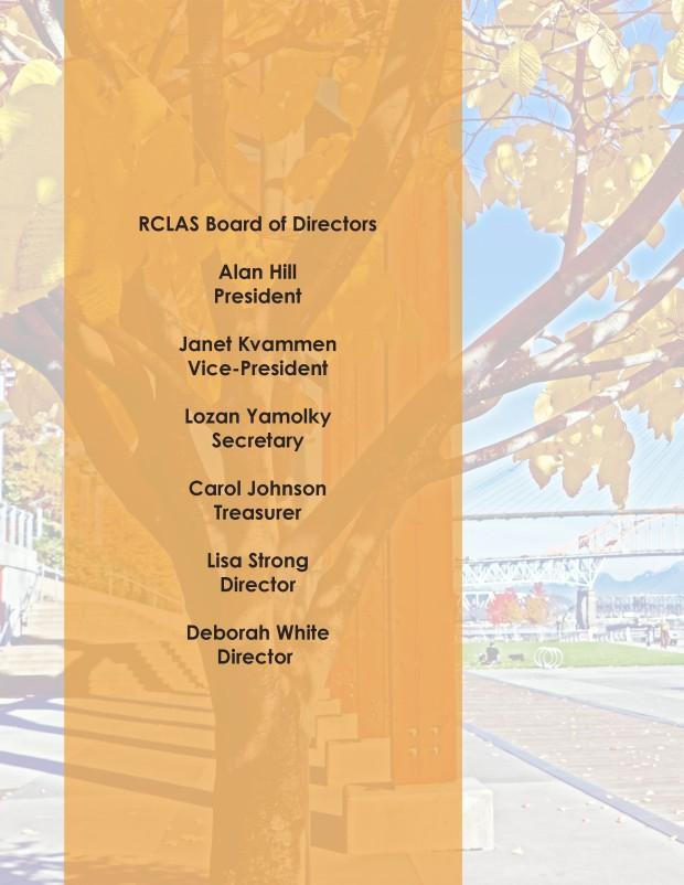 Board Directors OCT2018