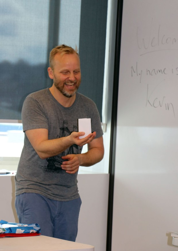 kevn Spenst RCLAS workshop march 23 2019web