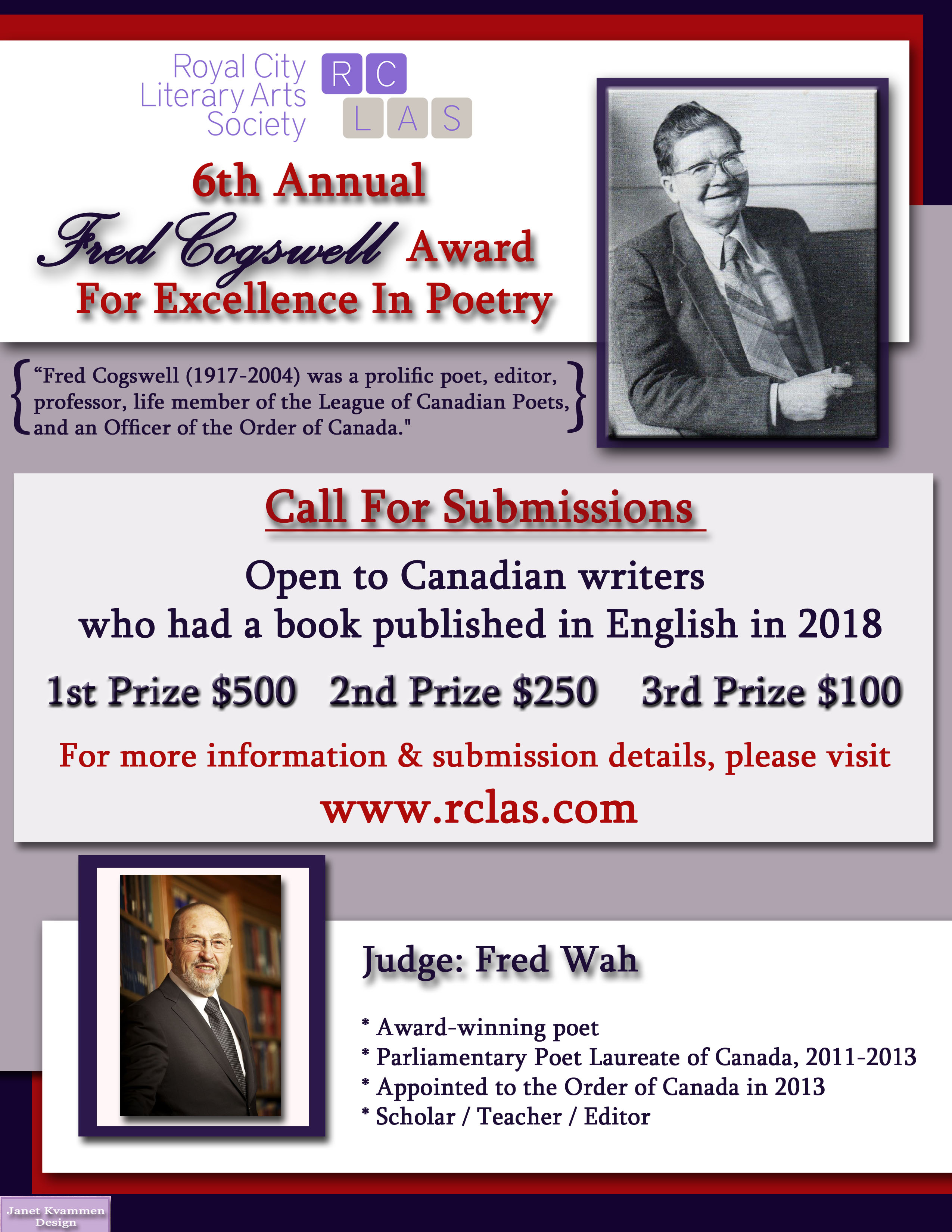 Fred_Cogwell_Award_Poster 2019