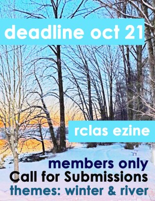 rclas call for submissions winter