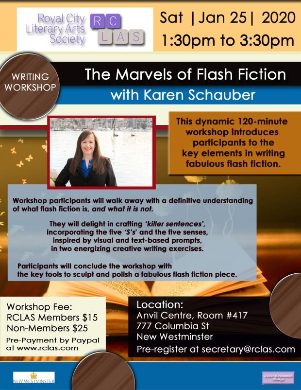 Karen Schauber Workshop Jan 25 2020