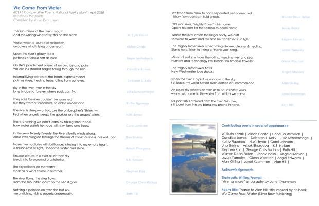 Co-op Poem 11 by 17 sheet