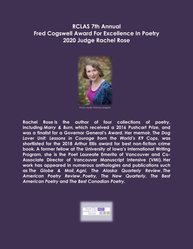 RCLAS 2020 JUDGE Rachel Rose